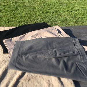 Bundle of 3 !!!  Apt.9 shorts all same style.